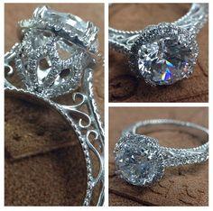 Verragio engagement ring - Amanda's Favorite!!! Venetian-5061R