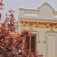 Desde mi ventana Home Fashion, Mansions, House Styles, Home Decor, Windows, Tejidos, Decoration Home, Room Decor, Fancy Houses