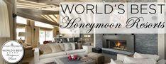 The World's Best Honeymoon Hotels & Resorts for 2016 Best Honeymoon Resorts, Honeymoon Suite, Hotels And Resorts, Best Hotels, Honeymoon Packages, New City, Romantic Getaway, Luxury, Star