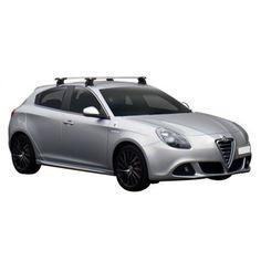 Alfa Romeo Giulietta 5 Door Hatch 2010 - 2013 - Roof Rack Superstore