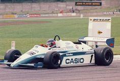 Kenny Acheson - Ralt RH6-82 Honda/Wakou - Ralt Racing Ltd - The John Howitt Trophy 1982 - Donington