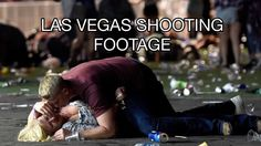 Las Vegas Shooting: Footage shows moment gunfire shoots into crowd on strip
