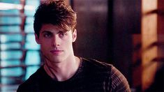 gif, jace, and the mortal instruments kép Matthew Daddario, Alec Lightwood, Shadowhunters Malec, Shadowhunters The Mortal Instruments, Sterek, Wattpad, Alec And Jace, Falling In Reverse, Mystic Falls