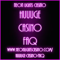 Huuuge Casino is full of secrets; read our FAQ to learn more! #casino #gambling #poker #games #huuuge #faq