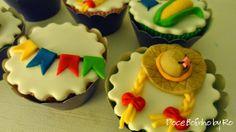 Cupcake Junino