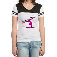 Gymnastics T-Shirt - Gymnastics... Get this and other great Gymnastics Apparel and Gifts at www.GymnasticsTees.com