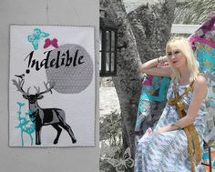 Indelible | Katarina Roccella for Art Gallery Fabrics