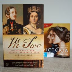 A review of We Two—Victoria and Albert: Rulers, Partners, Rivals, Gillian Gill's fascinating account of a royal marriage as a modern, complex power struggle  #QueenVictoria #PrinceAlbert