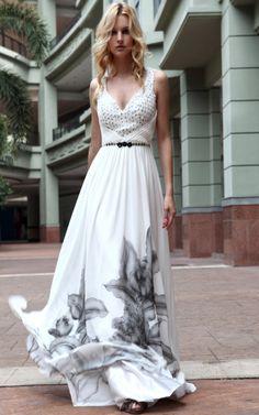 Floor Length Casual Dresses - RP Dress