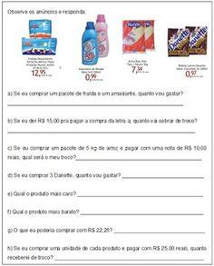 ilza dallmann's media content and analytics 4th Grade Math Worksheets, Learn Brazilian Portuguese, Santa Monica, Mathematics, Bullying, Professor, Classroom, Teaching, Erika