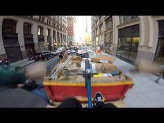 U.S.A. NEW YORK CITY VELO B.M.X. STREET BILLY PERRY &  AUSTIN AUGIE &  ANTHONY PANZA 09.04.2017