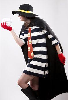 Easy Last-Minute Costume Ideas For Adults [Hamburglar]