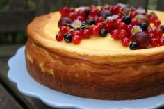TORTEN LUST: {Rezept} New York Cheesecake