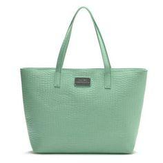Mango Soft Grain Stone Shoulder Bag