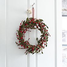 Christmas Wreaths, Christmas Garland, Holiday Garland & Xmas Wreaths | west elm