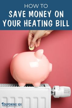 Heating your house in the winter can cost a pretty penny. Use these simple strategies to save big on your bills throughout the colder months. Ways To Save Money, Money Saving Tips, How To Make Money, Couponing 101, Saving For College, Savings Challenge, Home Ownership, Budgeting Tips, Money Management