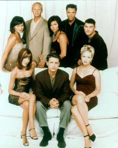 Beverly Hills 90210. Will always be one of my all time favorite tv shows! classic!