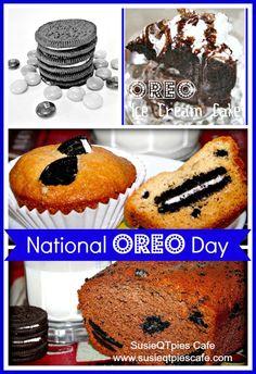 National Oreo Day Recipes