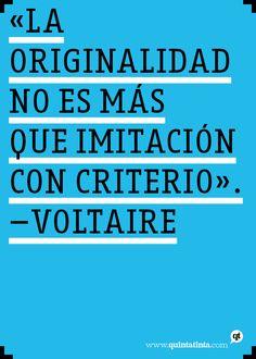 Una cita de Voltaire