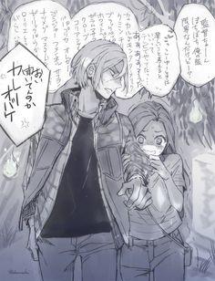 Tsukiuta The Animation, Anime Dress, Manga Couple, Fairy Tail Ships, All Anime, Anime Couples, Bad Boys, Eye Candy, Actors