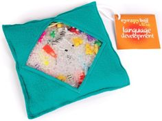 Toddler Bean Bags, a handmade gift idea by Chrissy from Muse of the Morning ♥ Fleece Fun