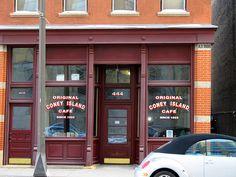 cafe restaurant door - Google Search