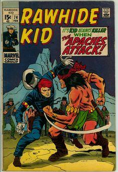 Rawhide Kid 74 (VG 4.0)