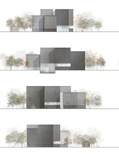 National archives of Krakow, Guillermo Vázquez Consuegra + [bakpak] architects - BETA