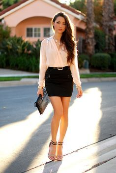 Hapa Time - a California fashion blog by Jessica - new fashion style - 2013 fashion trends: Elegance with an Edge + Giveaway