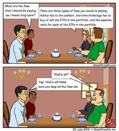 Cartoon 11: Types of fees