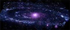 Billedresultat for purple galaxy