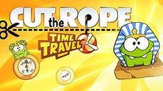 Διαγωνισμός με δώρο την εφαρμογή «Cut the Rope: Time Travel» για iOS | ediagonismoi.gr