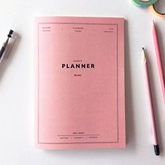 'Anytime' Monthly Planner, Undated Planner Scheduler Orga...