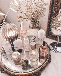 - Life and personal care My New Room, My Room, Vanity Decor, Aesthetic Rooms, Room Inspiration, Bedroom Decor, Interior Design, Home Decor, Perfume Display