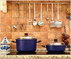 Revestimento de Cozinha com Estilo