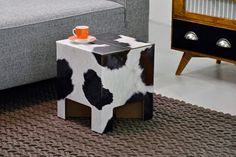 Dutch Design Chair in Cow
