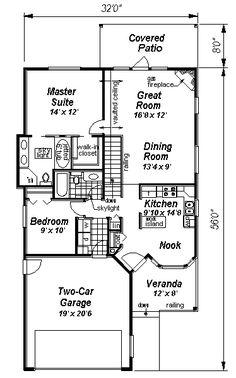 House Plan chp-14565 at COOLhouseplans.com
