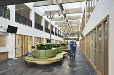 St. Antonius Ziekenhuis Utrecht geopend door prinses Beatrix - de Jong Gortemaker Algra