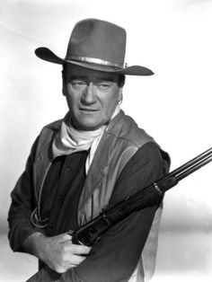 "The Duke.  John Wayne. Great actor & cowboy. Won 1 Oscar for best actor for the 1969 movie ""True Grit"""