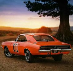 Dukes of Hazard General Lee ~ Dodge Charger Motogp, Ford Mustang, General Lee Car, Dukes Of Hazard, 1969 Dodge Charger, Charger Srt8, Dodge Muscle Cars, Us Cars, Cars Land