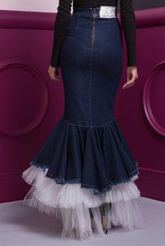 Afya skirt - Maria Lucia Hohan