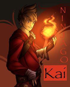 Ninjago Kai, Lego Ninjago, Lego Kai, Fan Art, Drawings, Fictional Characters, Ships, Hipster Stuff, Humor