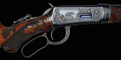 Guns fit for a President, Royalty, or a Secessionist