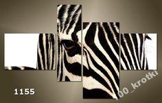 # ZEBRA__Obrazy na płótnie 110x70 Obrazy Zwierzęta (4978789375) - Allegro.pl - Więcej niż aukcje.