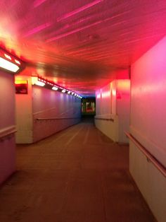 @little_lumen Waterloo Subway @The ARC Show #londonlights