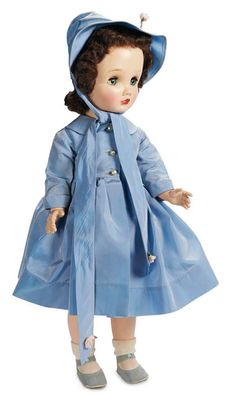 View Catalog Item - Theriault's Antique Doll Auctions Winnie Walker 1954 by MA