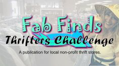 Fab Finds Thrifters Challenge Feb 2016