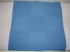 Ravelry: Quick Blocks Baby Afghan pattern by Kristine Mullen