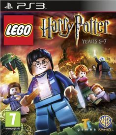 LEGO HARRY POTTER YEARS 57 PS3 EN PEGI 7 *** Visit the image link more details. Note:It is Affiliate Link to Amazon.