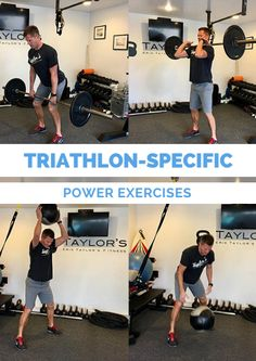 If you can increase your strength using traditional exercises, such as squats and deadlifts, you will be able to push those pedals even harder. Triathlon-Specific Power Exercises http://www.active.com/triathlon/articles/triathlon-specific-power-exercises?cmp=17N-DP20-BND10-SD40-DM10-T9-04212017-1872